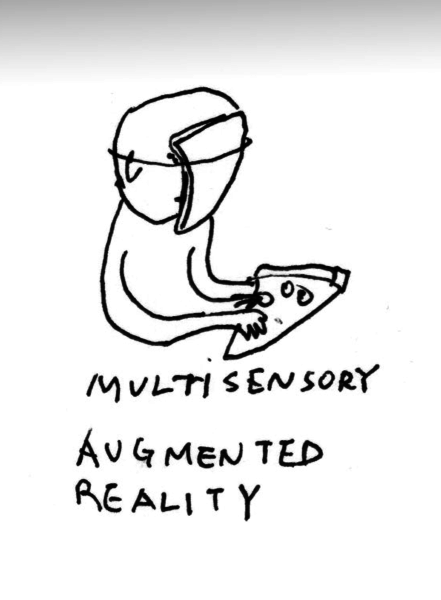 Taeyoon Choi, Multisensory Augmented Reality