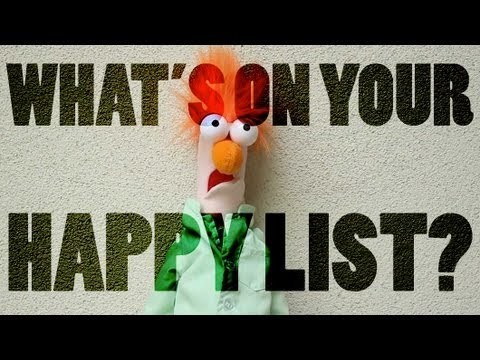 What's on Your HappyList?