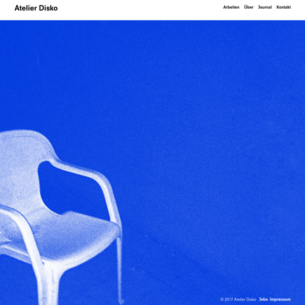 Atelier Disko: Kreativagentur in Hamburg und Berlin