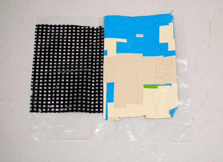 Vinyl, plastic. 2014