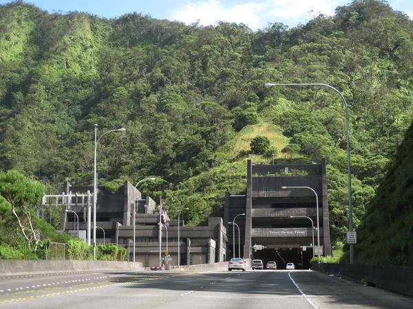 H-3 Tetsuo Harano Tunnel