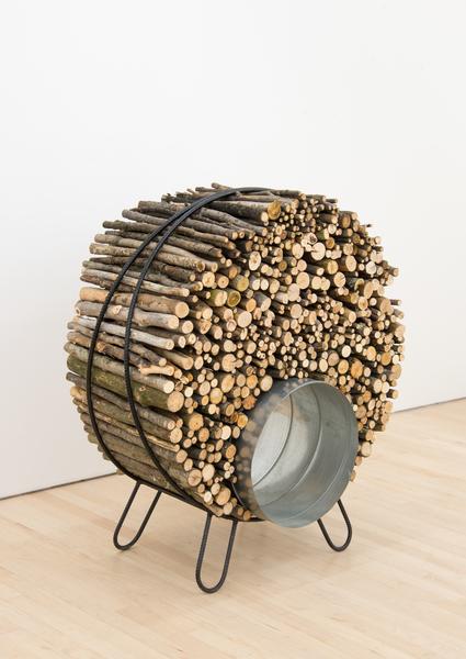 Charles Harlan, Sticks, 2017