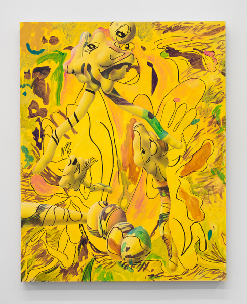Cole Sayer, Fairies, 2016