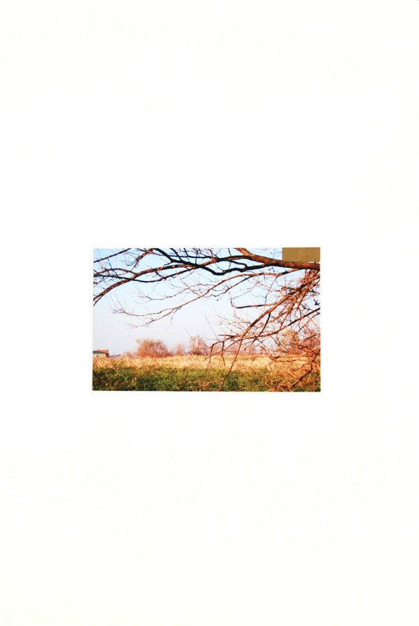 Digital print, tape. 2011