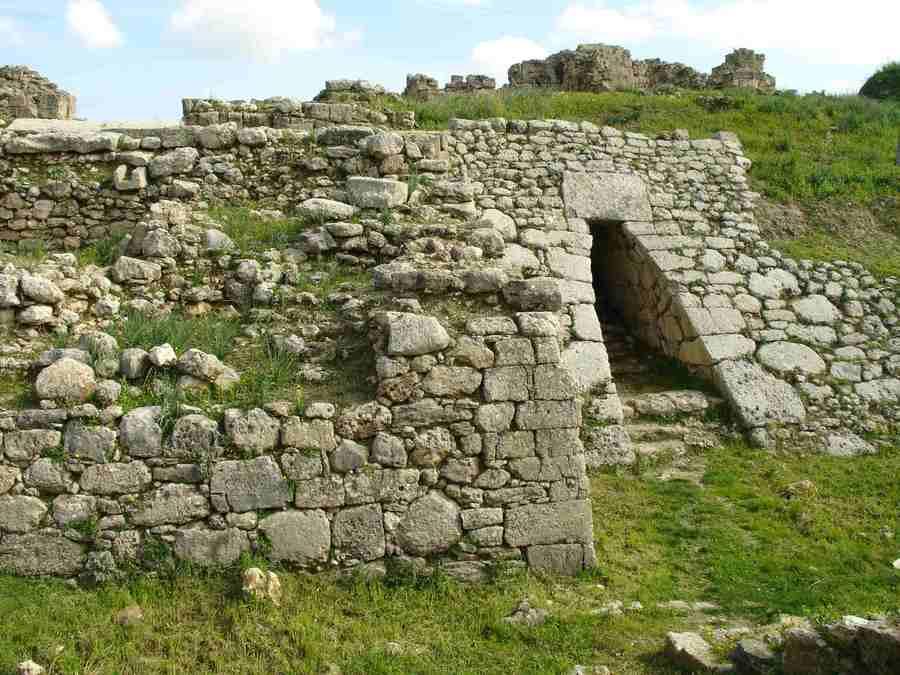 Palace of Ugarit