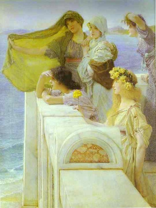 Sir Lawrence Alma Tadema 2