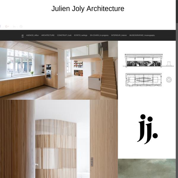 Julien Joly Architecture