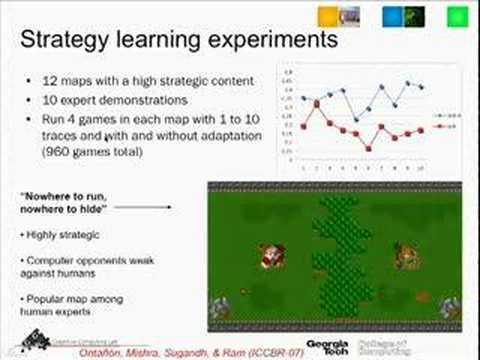 CBR for Game AI