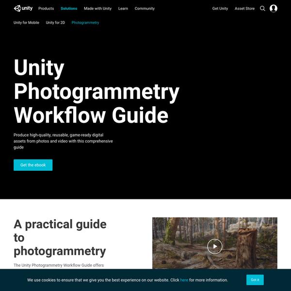 Unity - Photogrammetry