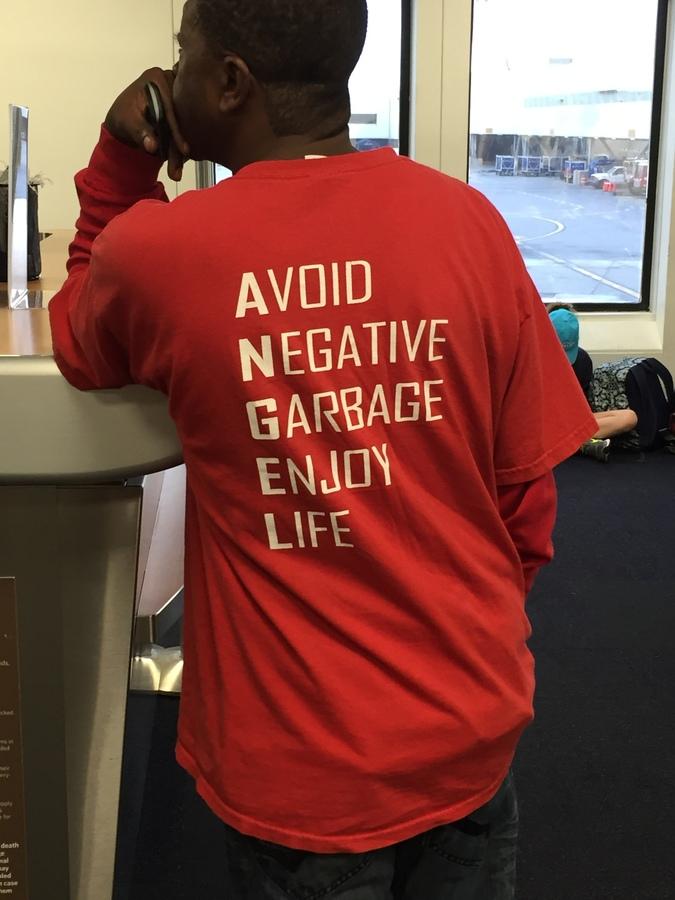 Photo taken at LaGuardia Airport in 2017.