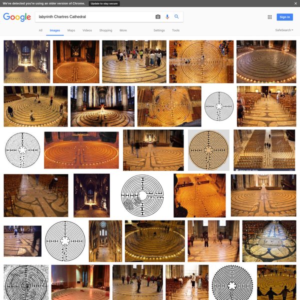 labyrinth Chartres Cathedral - Google Search