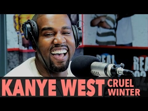 """Kanye West is in the Neighborhood with Big Boy to announce the new G.O.O.D. Music collaborative album """"Cruel Winter"""", the sequel to 2012's """"Cruel Summer"""". Kanye drops first single """"Champions"""", discusses the Taylor Swift line off of """"Famous"""", and more!"""