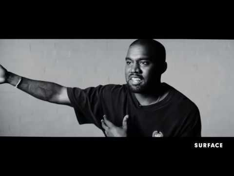 Surface Magazine interviews Kanye West for 35 Minutes