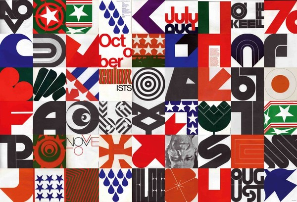 Barbara Stauffacher Solomon for SFMOMA
