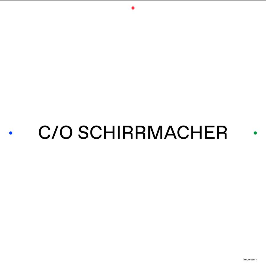 ist eine Agentur für Markenbildung. Gabi Schirrmacher bietet Marketing & Kommunikation für Hersteller von Designprodukten (serien.lighting) und realisiert weltweit Kunst im öffentlichen Raum (Tobias Rehberger).
