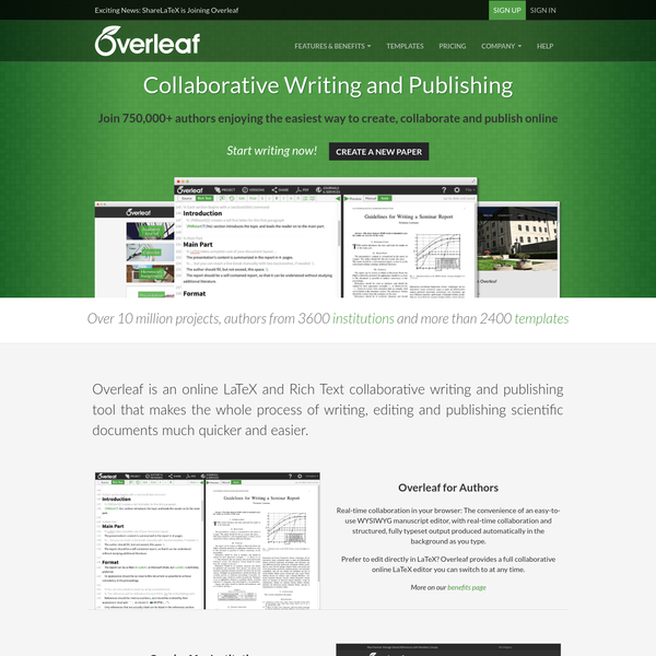 online collaborative writing tools