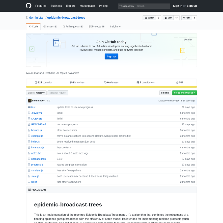 Contribute to epidemic-broadcast-trees development by creating an account on GitHub.