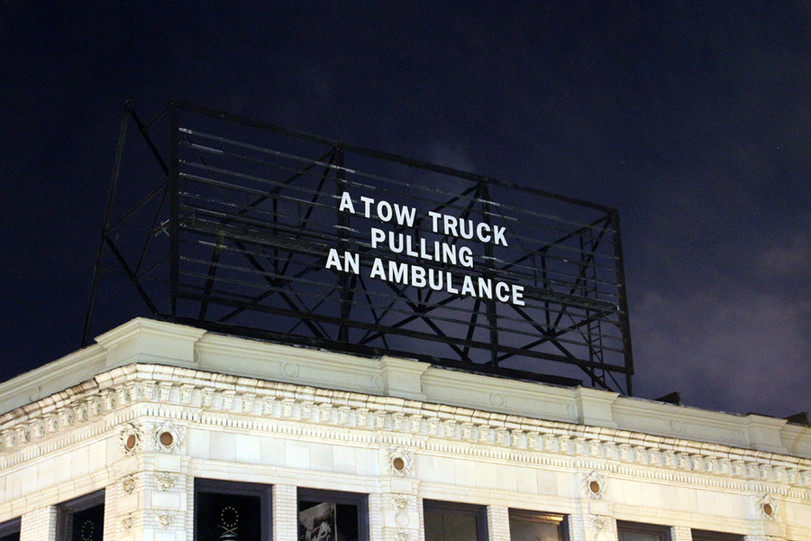 The Last Billboard