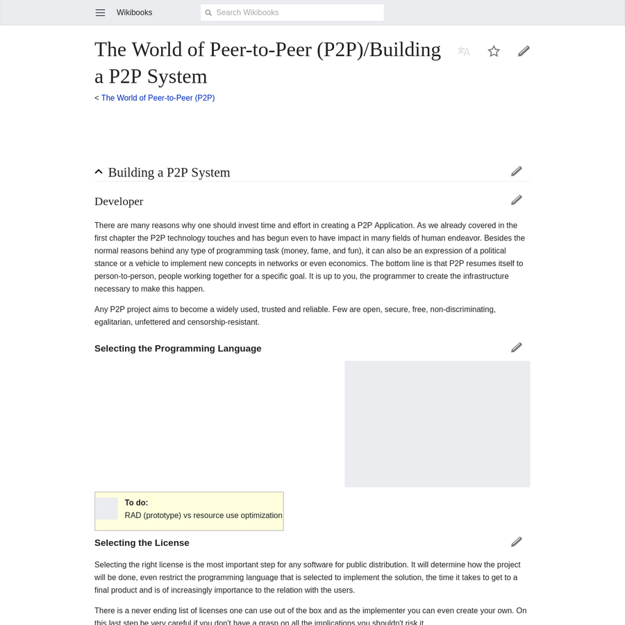 There are many reasons why one should invest time and effort in creating a P2P Application. As we already covered in the first chapter the P2P technology touches and has begun even to have impact in many fields of human endeavor.