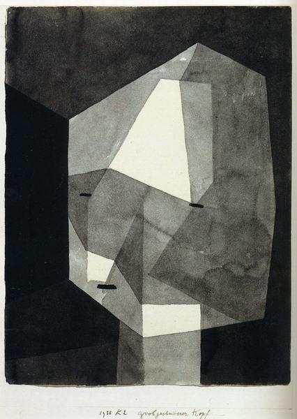 Crystal Graduation (1921), Paul Klee