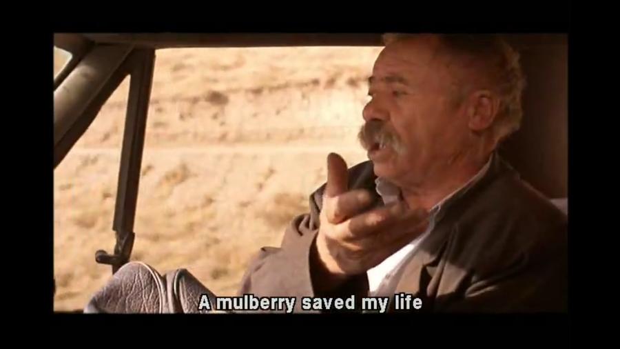 Kiarostami, Abbas, _Taste of Cherry_ (1997).