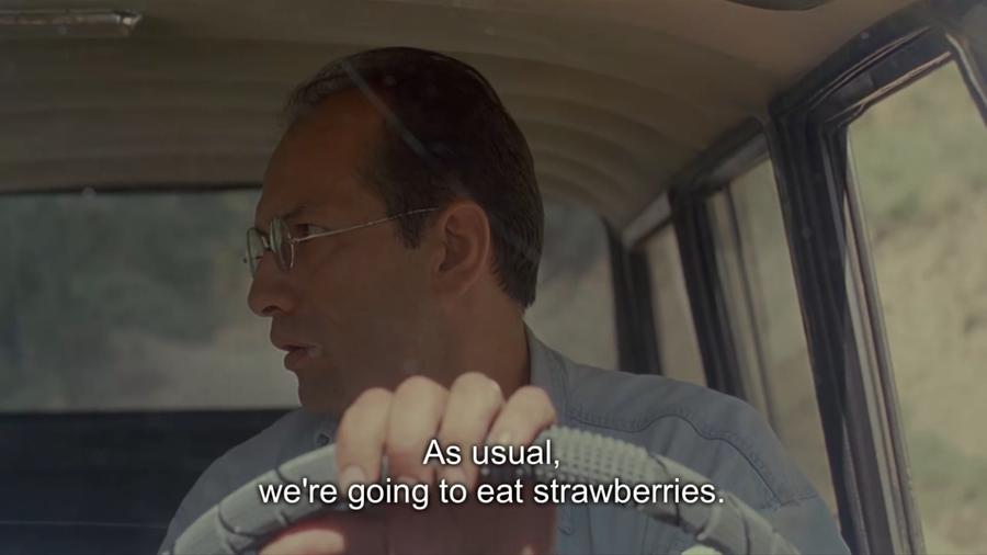 Abbas Kiarostami, _The Wind Will Carry Us_ (1999).