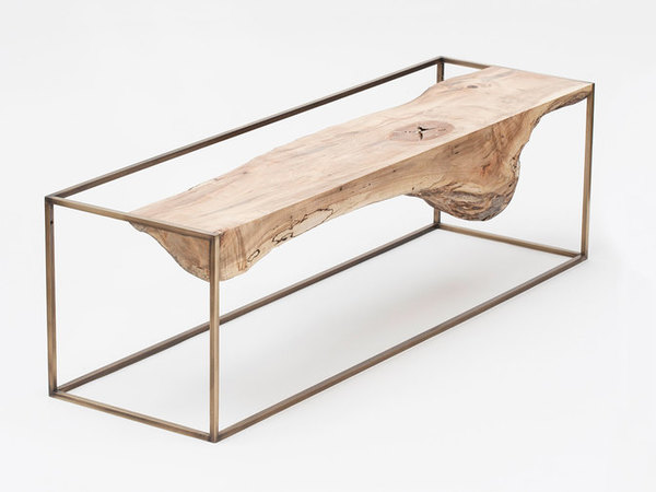 "Huy Bui ""Inverted Lands"" Floating Console"