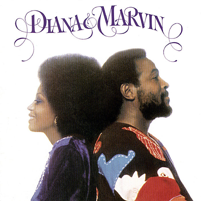 Diana Ross and Marvin Gaye, 1973