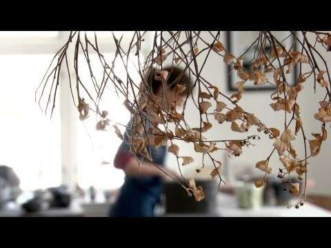 Danish potter, Anne Mette Hjortshøj lives and works on the small island of Bornholm, situated in the Baltic Sea. Our documentary gives a gentle and revealing insight into one of Denmark's leading potters.