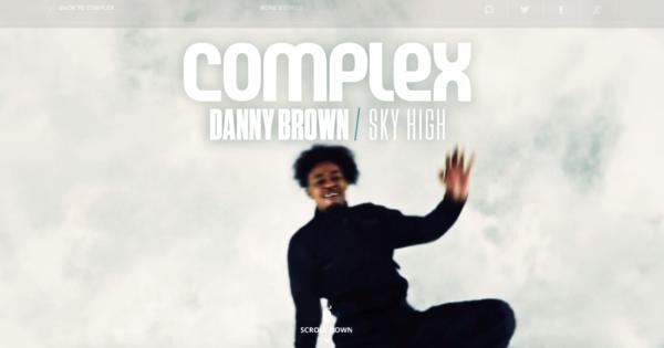 Danny Brown Interview   Complex