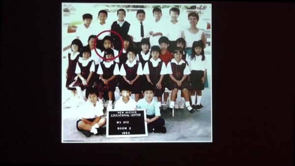 Eric Hu lecture / April 20, 2015