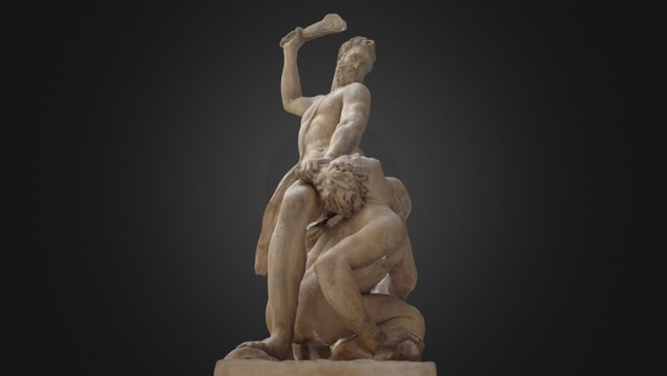 Samson Slaying a Philistine