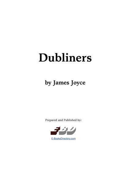 Joyce, James_Dubliners (pdf)