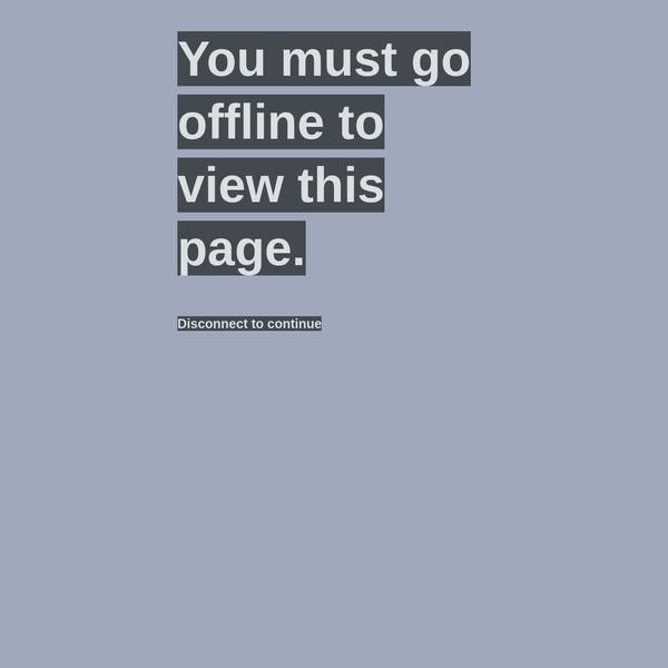 Offline Only
