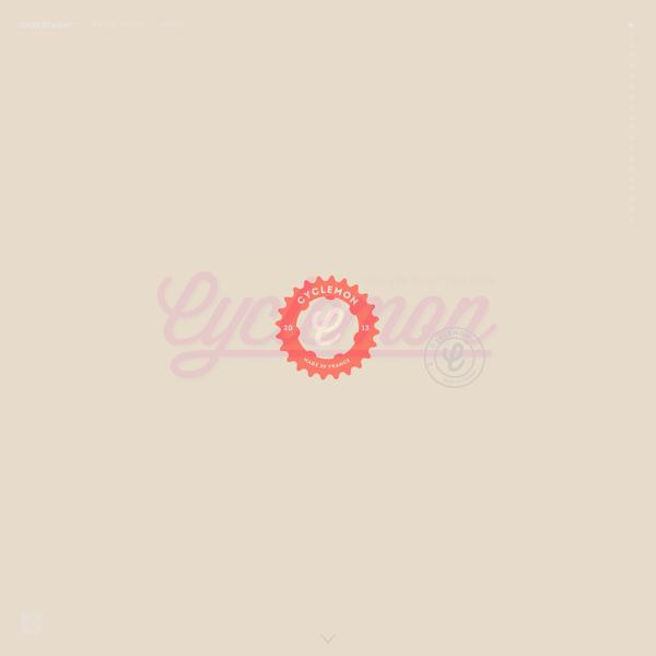 Cyclemon / Experiment
