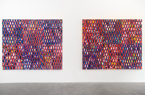 Becky Kolsrud, Heads and Gates, 2017