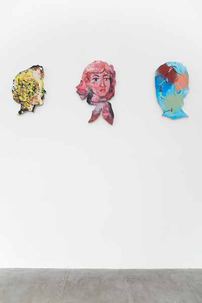 Becky Kolsrud, Heads and Gates, 2017