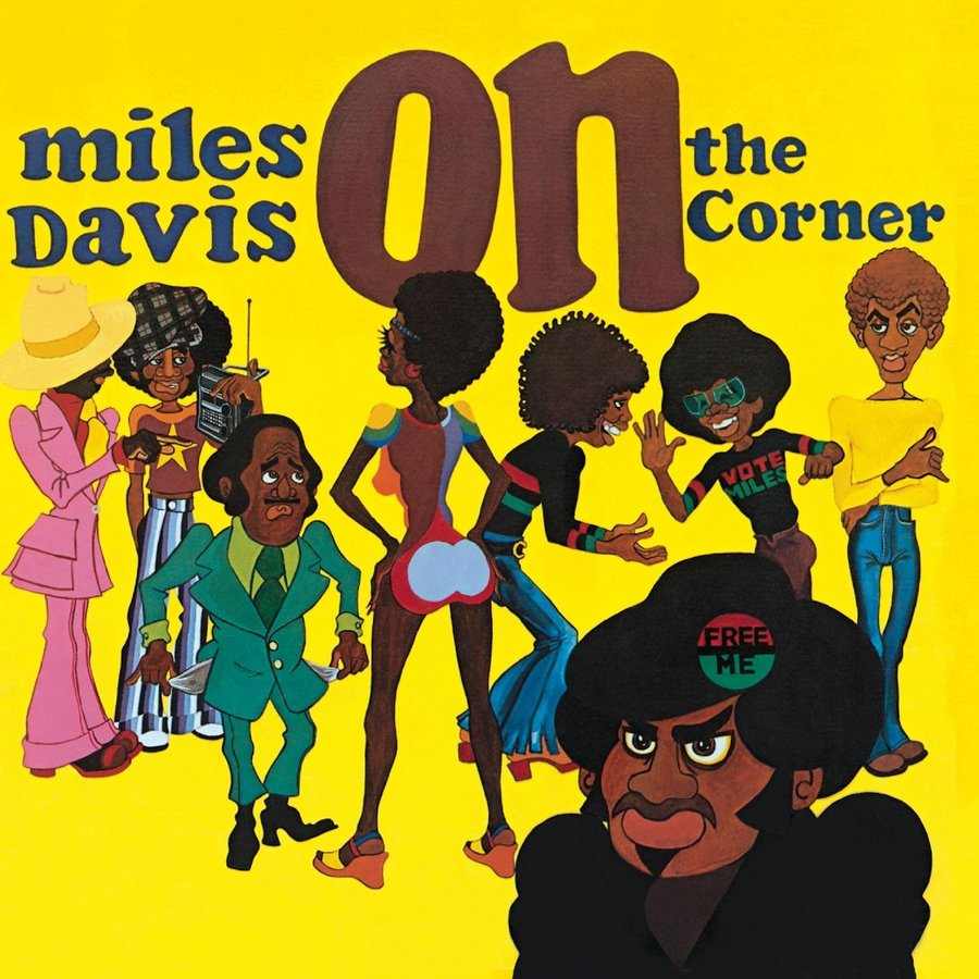Miles Davis, 1972