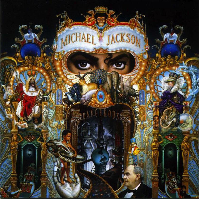 Michael Jackson, 1991