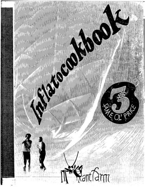 Ant Farm, Inflatocookbook (1971)