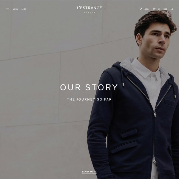 The L'Estrange Story | L'Estrange London