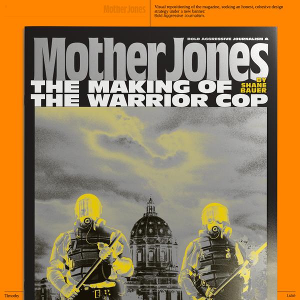 Mother Jones - Timothy Luke
