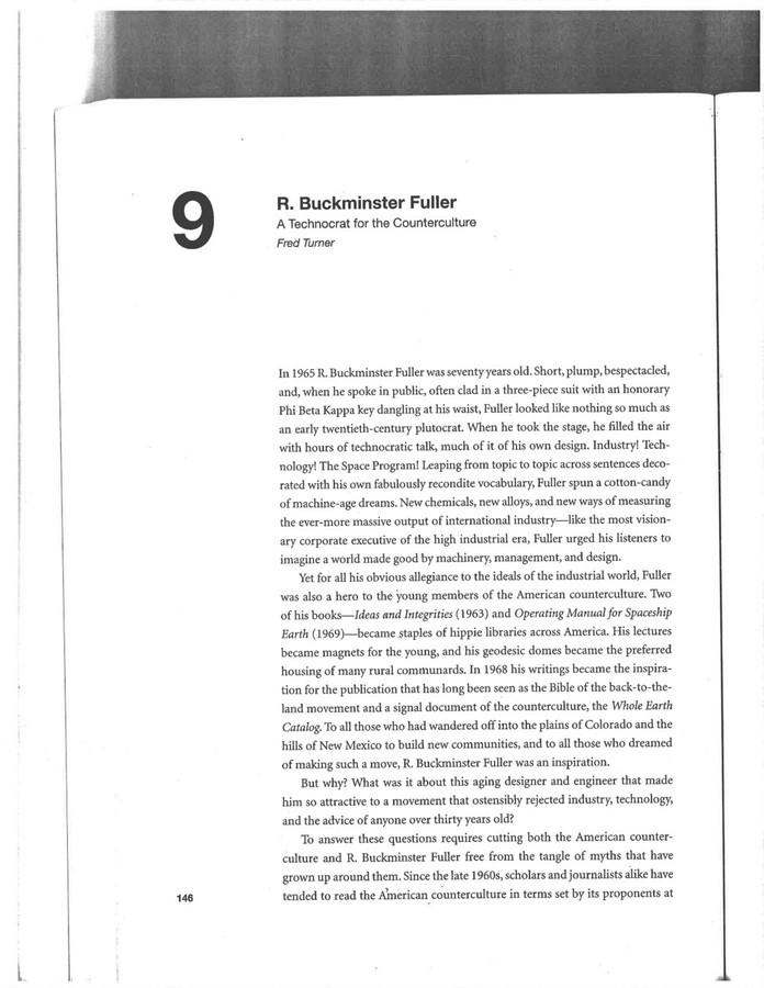 Buckminster Fuller Pdf
