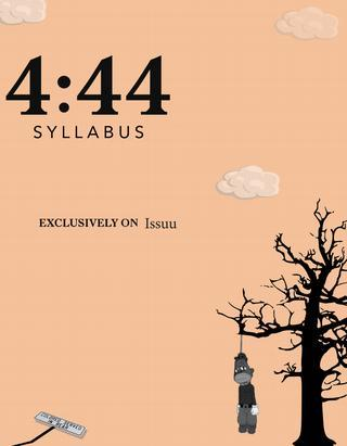 The 4:44 Syllabus is a living document created by Black men and masculine nonbinary people who were inspired by the labor of Black women, the emotional vulnerability of Jay-Z's 4:44, focusing on Black men's relationship to masculinity, emotional availability, maturity, sexuality, and Black capitalism. This syllabus provides resources to help us unpack the album's content.