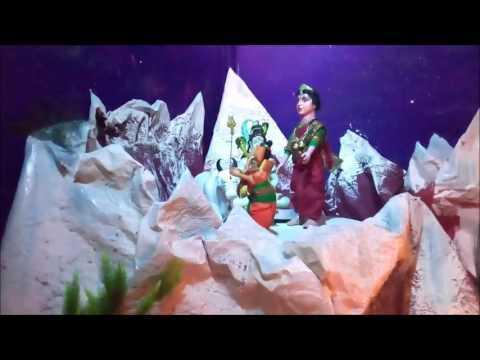 Home Ganpati Decoration | Ganpati & Kartikeya Story | Moving Decoration