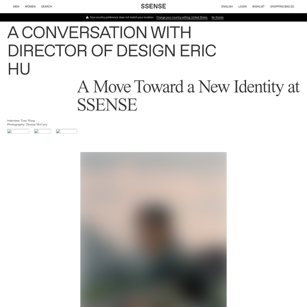 In case you haven't noticed, things are different on the site. The logo, typography, front-end design - it's all been changed. While our identity remains the same at its core, the act of changing our branding clarifies and builds on our fundamental belief that identity is a fluid construct.