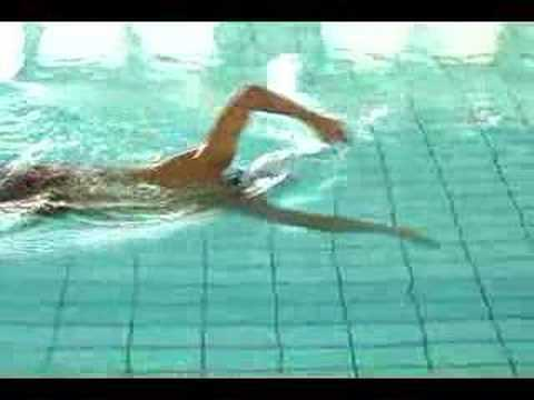 The Most Graceful Freestyle by Shinji Takeuchi with Total Immersion Swimming Method