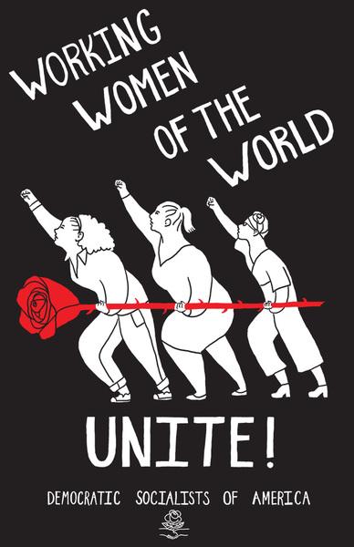 Working Women of the World Unite