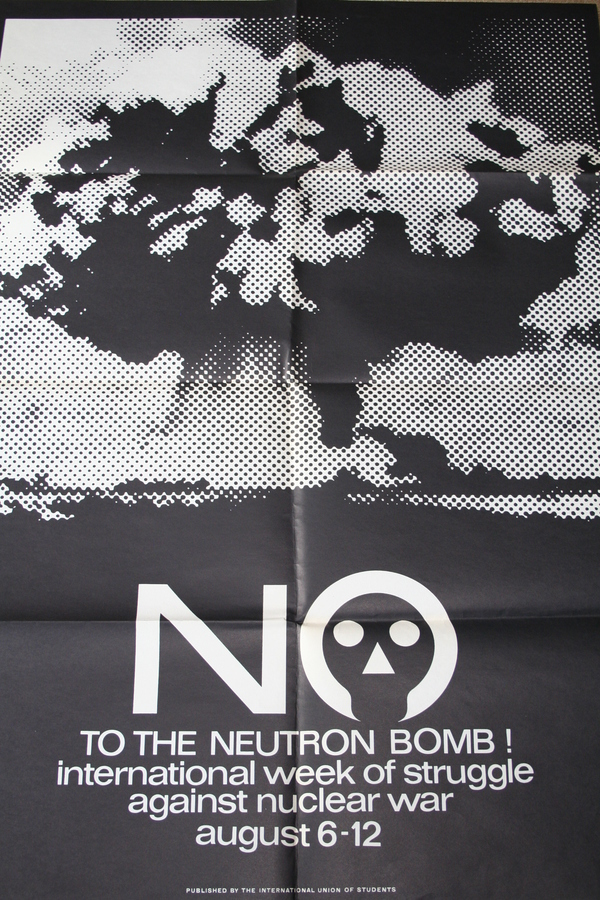 No To The Neutron Bomb