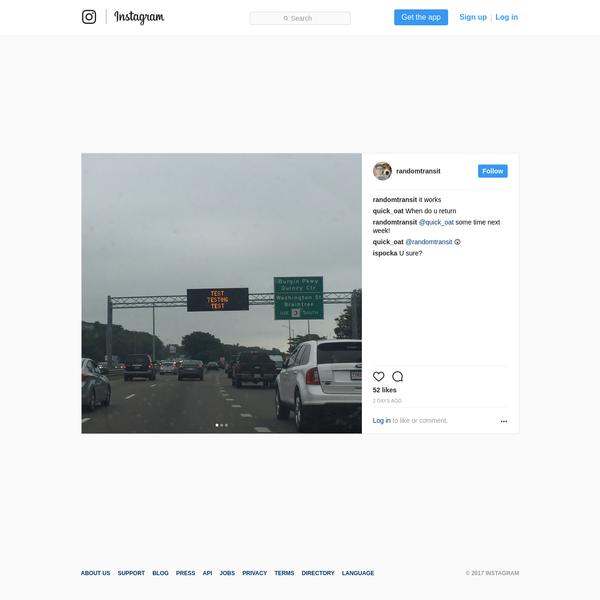 "52 Likes, 5 Comments - tristan rodman (@randomtransit) on Instagram: ""it works"""